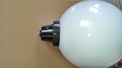 "lamp base ""cone"" for 350mm and 400mm lamp shades"