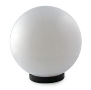 globe lamp for park 200mm PMMA
